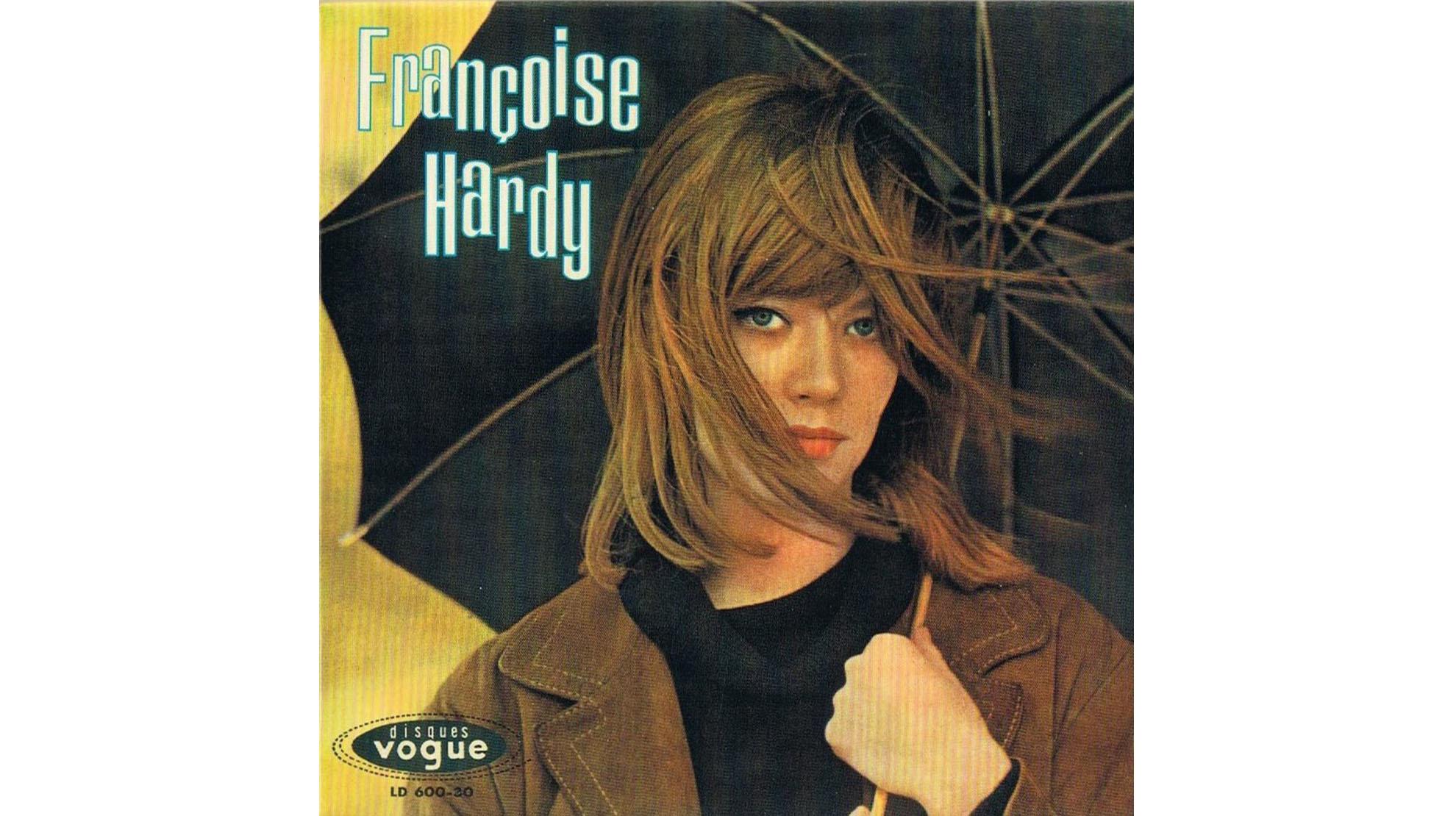 Pochette Françoise Hardy dossier