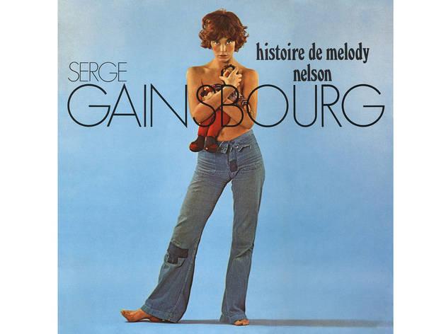 Serge Gainsbourg • Histoire de Melody Nelson (1971)