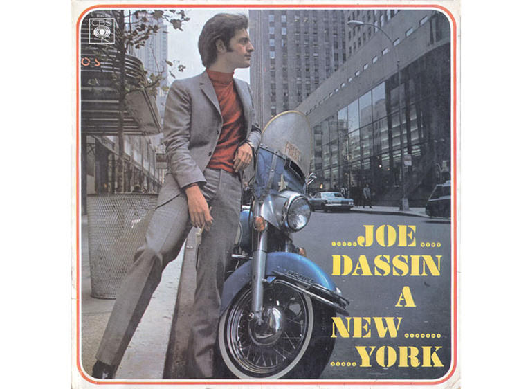 Joe Dassin • A New York (1966)