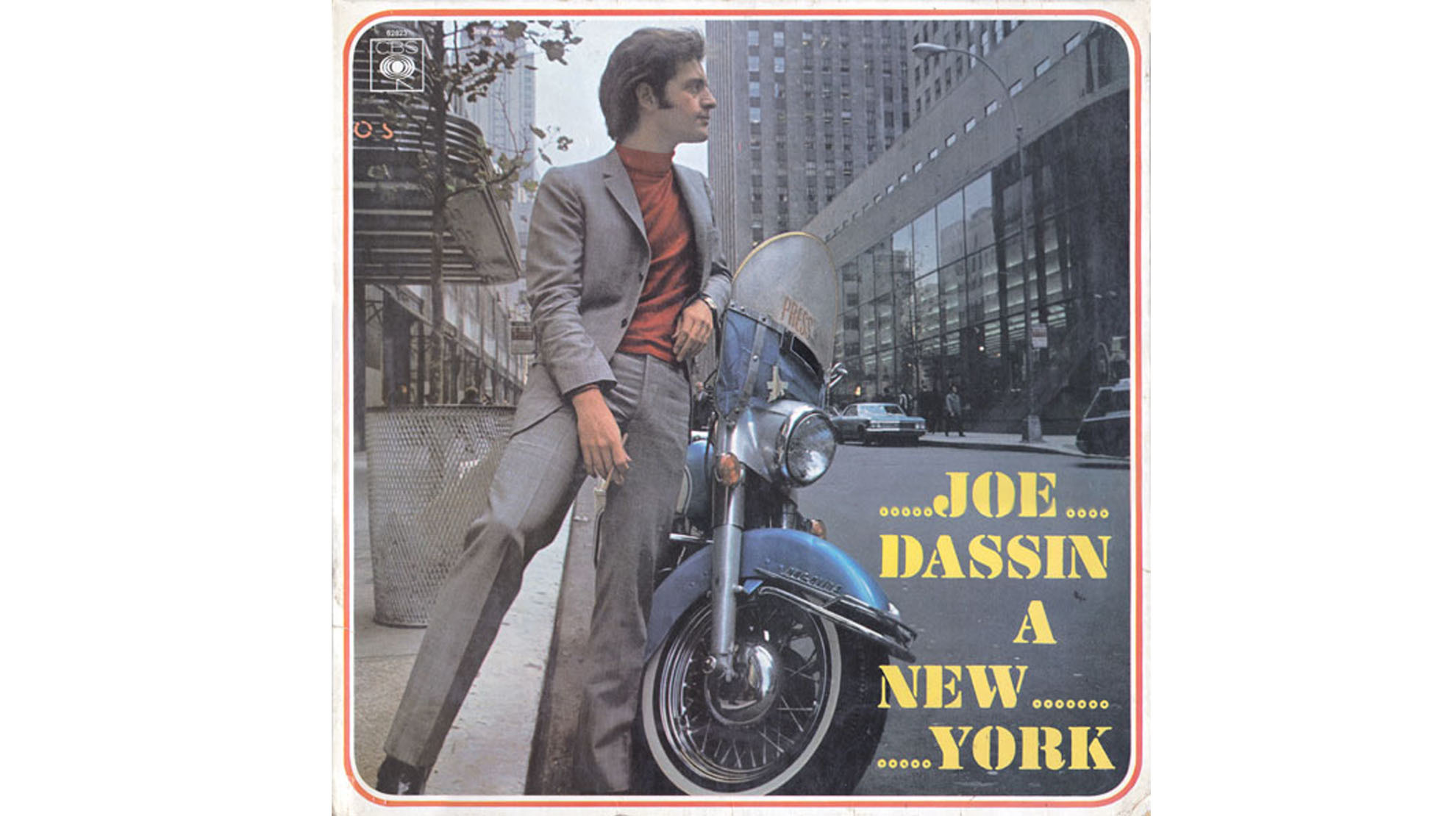 Joe Dassin • A New York (1966)