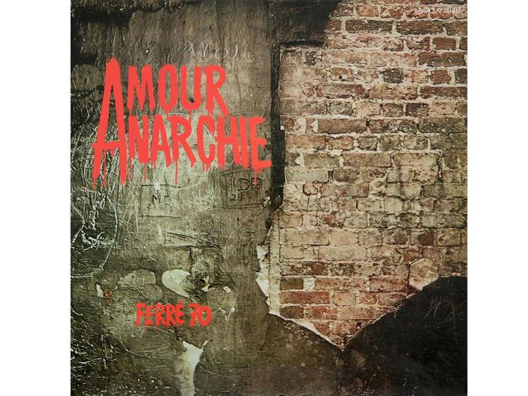 Léo Ferré • Amour Anarchie (1970)