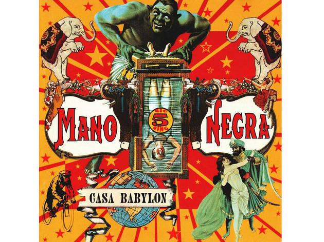 Mano Negra • Casa Babylon (1994)
