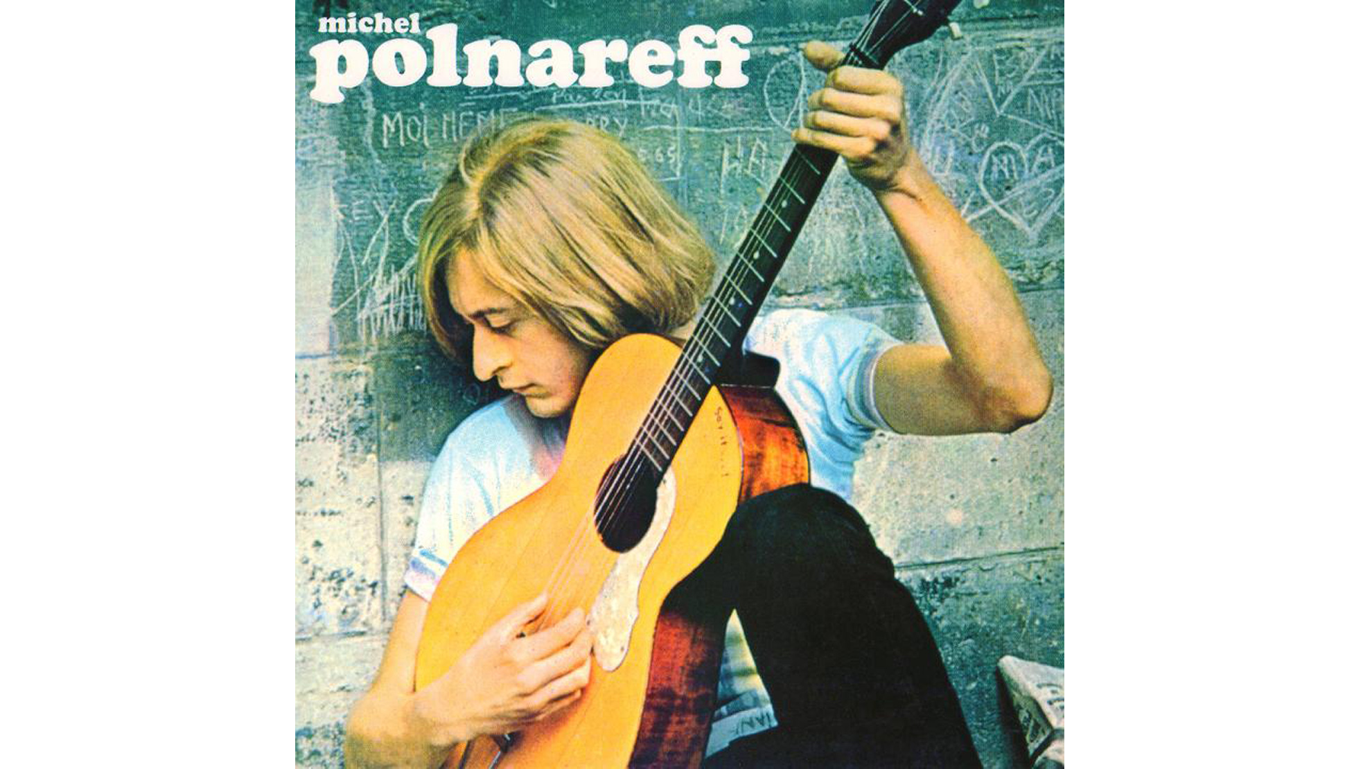 Pochette Michel Polnareff dossier