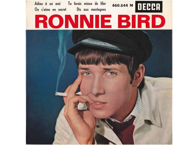 Ronnie Bird • 45 tours (1964)