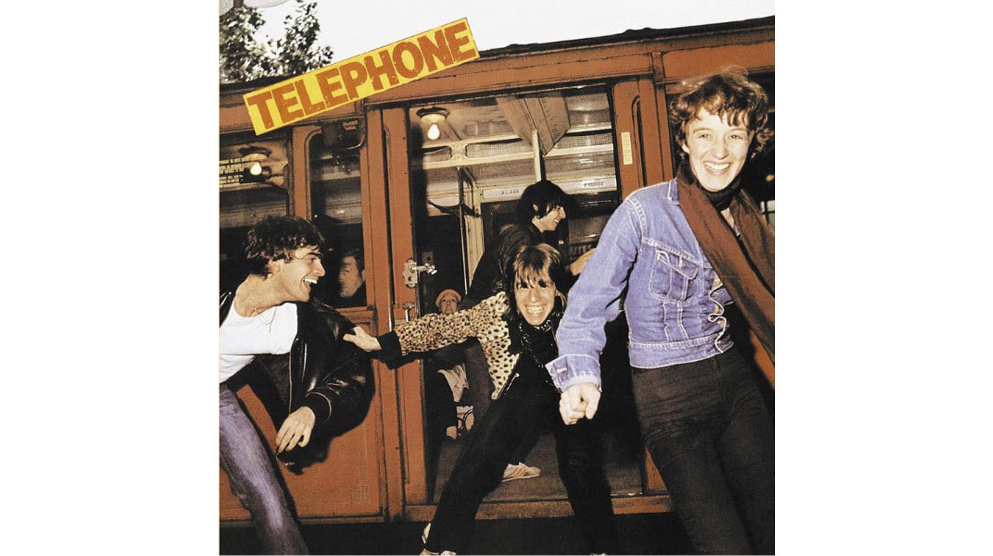Téléphone • Sans titre (1977)