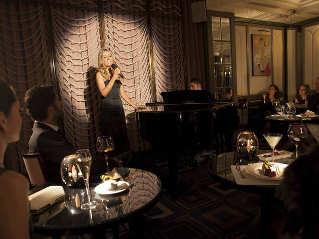 The Jazz Lounge at The Wellesley London
