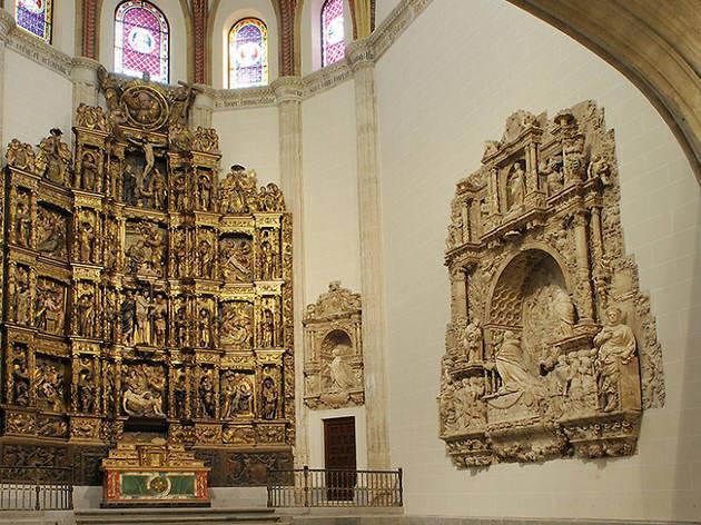 San Andrés, Capilla del Obispo, Capilla de San Isidro