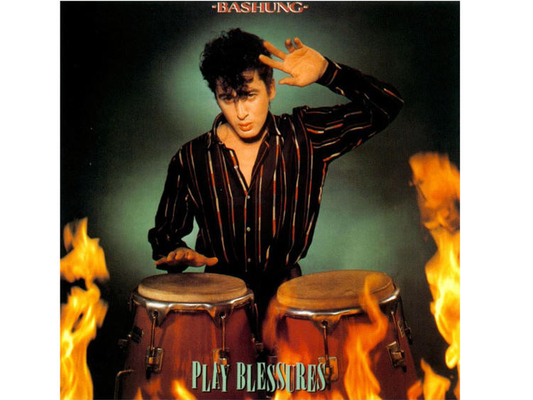 Alain Bashung • Play Blessures (1982)