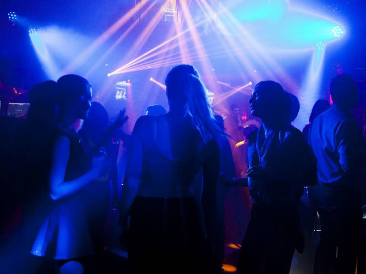 Antros y bares en Polanco