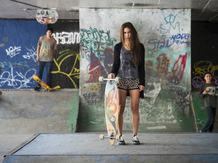 San Cosme Skatepark