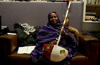 Sunset Concert: Noura Mint Seymali