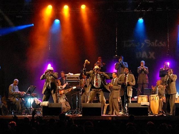 Sunset Concert: Conjunto Chappottín y Sus Estrellas