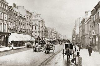 John Lewis Store, 1884