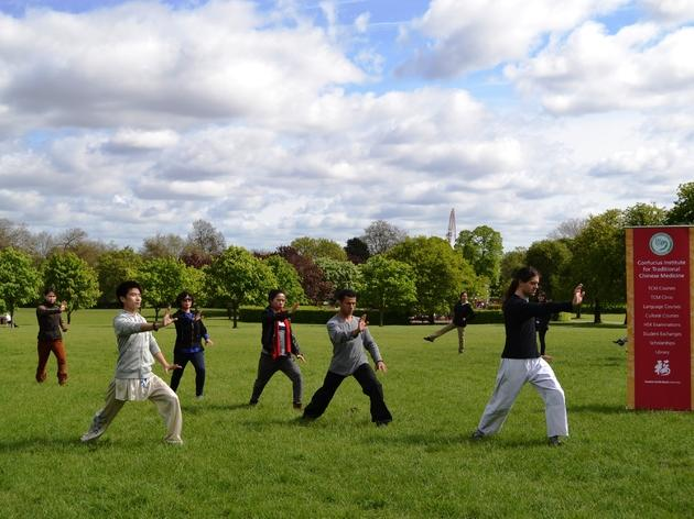 Free Tai Chi Workshops