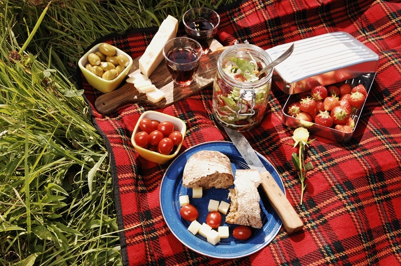 Go on a picnic
