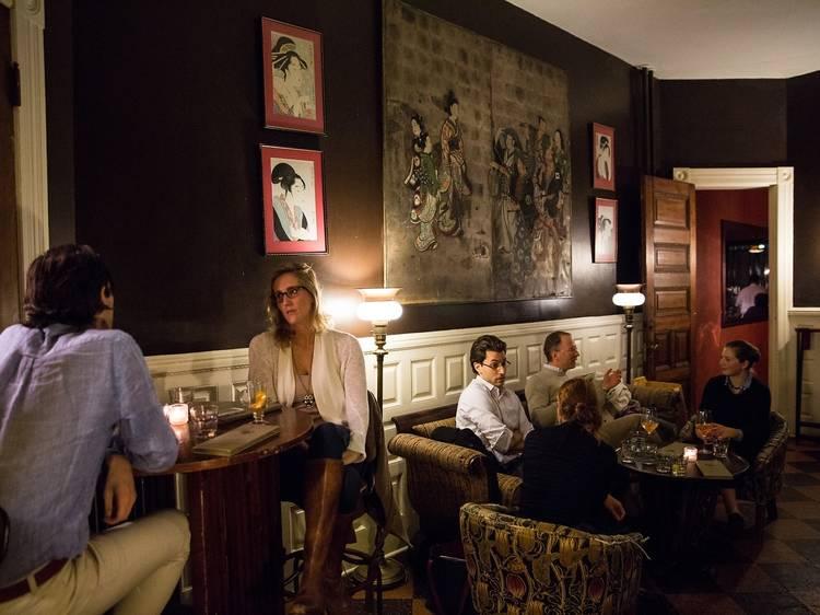Tabard Inn bar