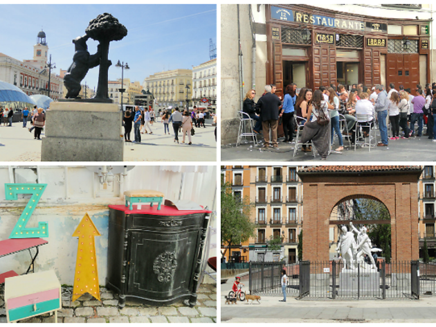 Get to know Madrid's neighbourhoods
