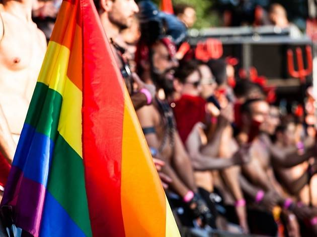 Gay Pride 2014: Parade