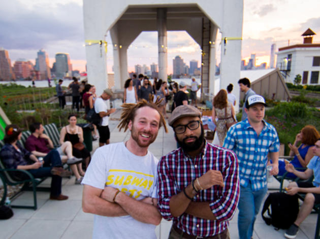 Cool things to do on NYC rooftops