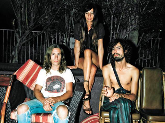 The Entrance Band
