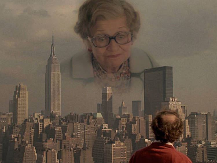 """Oedipus Wrecks"", New York Stories (Woody Allen, 1989)"