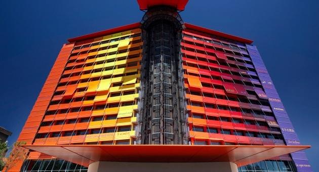 Hotel Puerta América