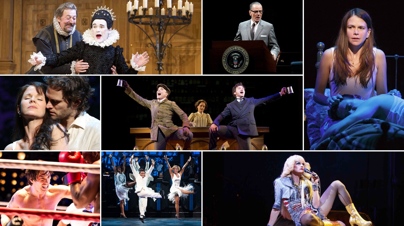 Exclusive: The 2014 TONY* nominees have been announced!