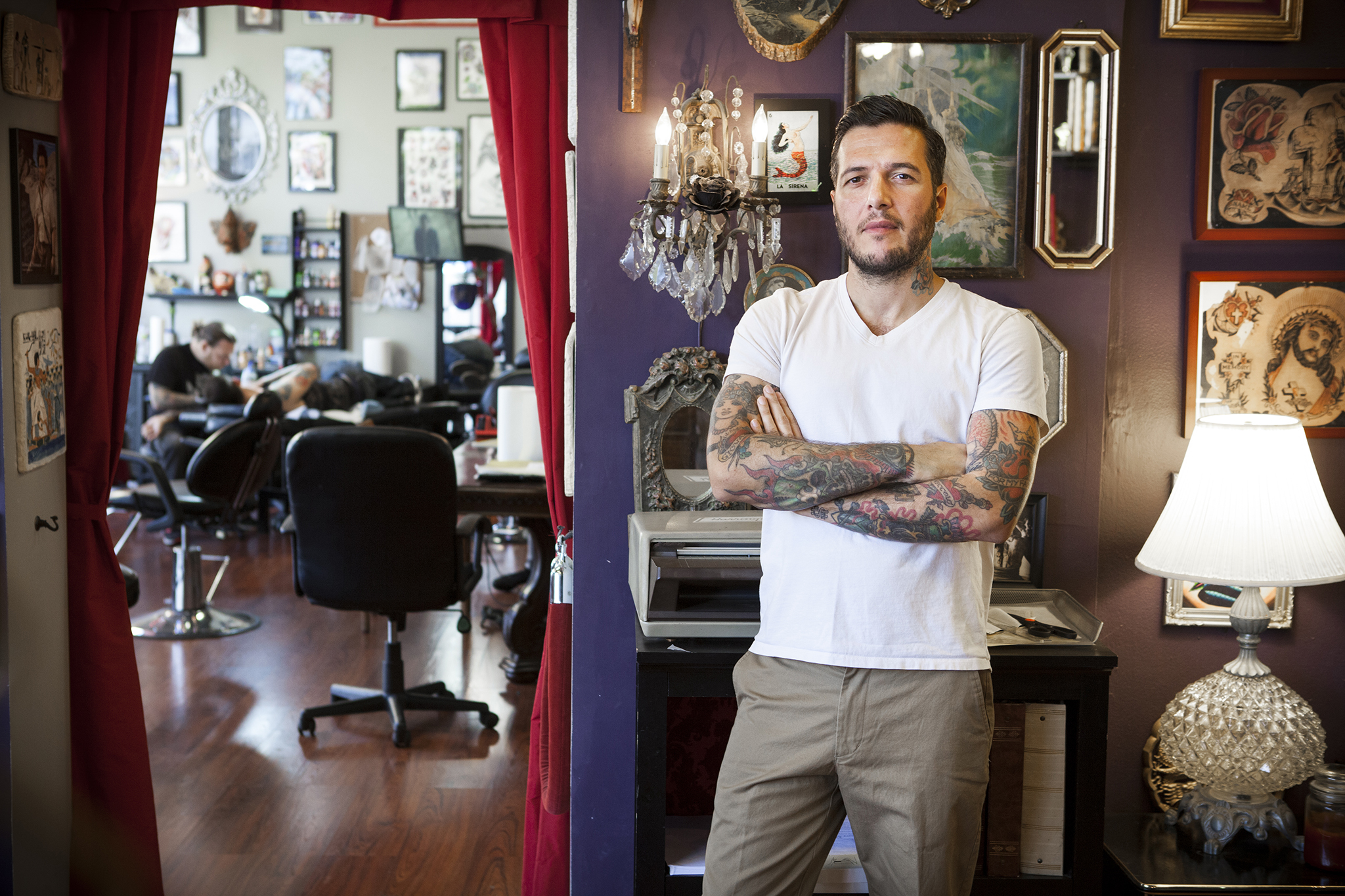 Top 10 tattoo artists in Los Angeles