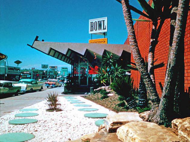 Bowlarama: California Bowling Architecture 1954-1964