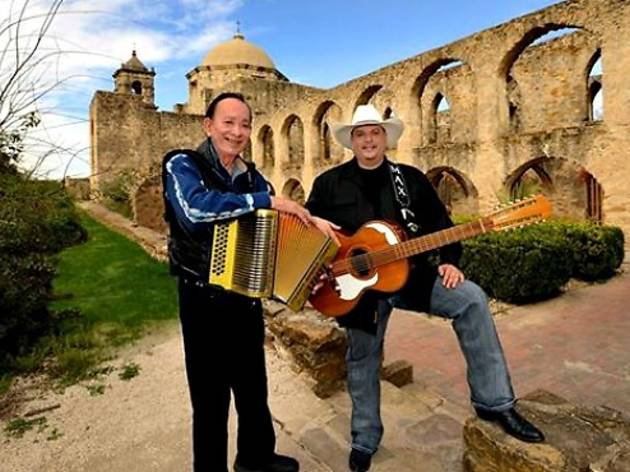 Sunset Concert: Flaco Jiminez and Max Baca & Los Texmaniacs