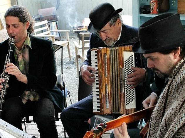 Sunset Concert: Yiddish Tango Club