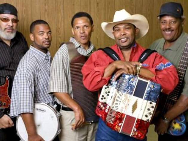 Sunset Concert: Jeffery Broussard & The Creole Cowboys