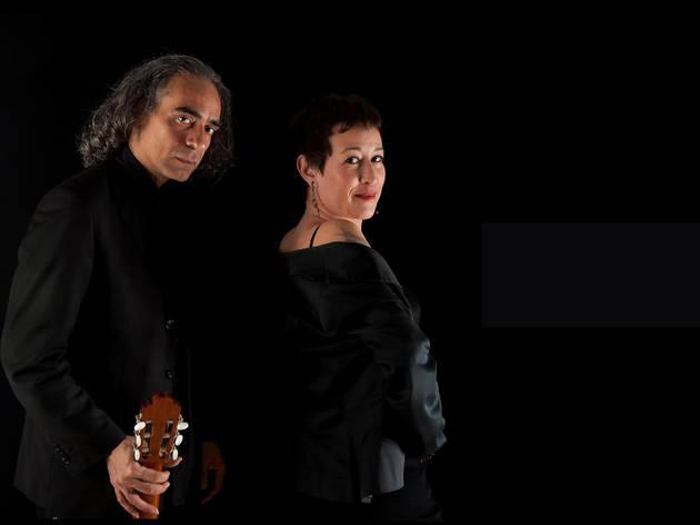 Sandra Rehder y Gustavo Battaglia