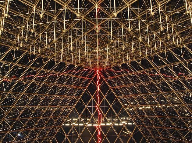 Claude Lévêque : Sous le plus grand chapiteau du monde