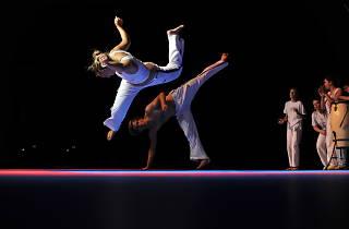 Movimento Simples de Capoeira