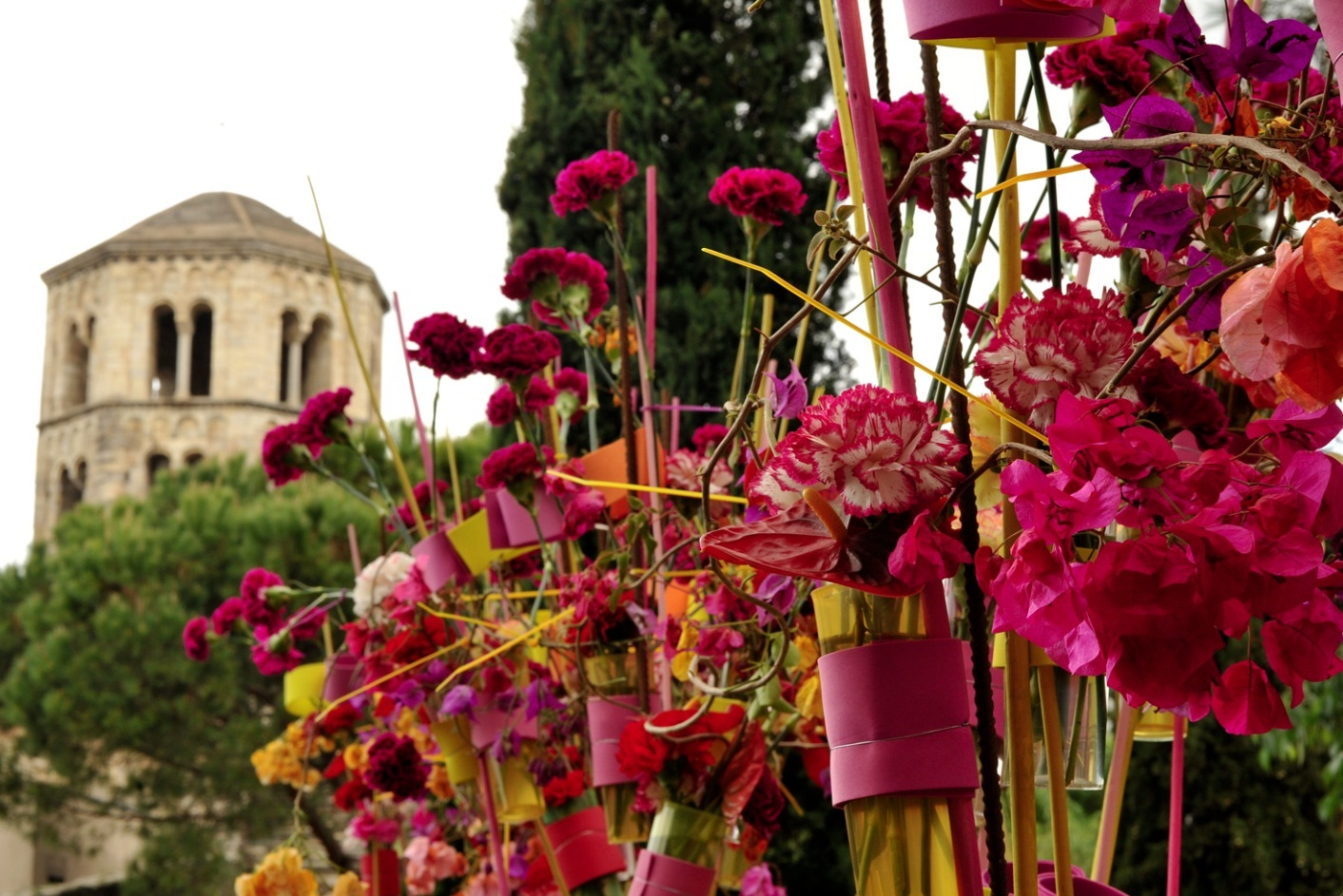 Girona. Temps de Flors
