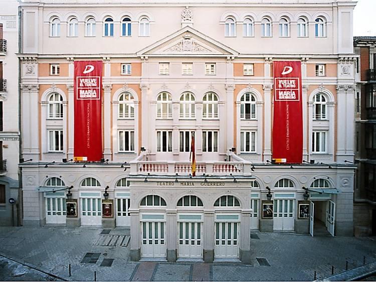 Descubre uno de los teatros más bonitos de Madrid en el María Guerrero