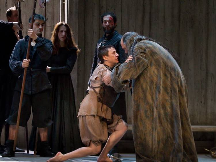 Get dramatic at the Pavón Teatro Kamikaze
