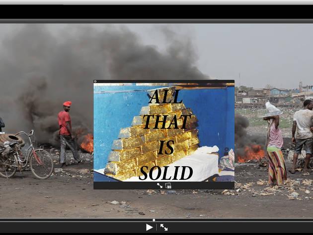 Louis Henderson ('All that is Solid' (vidéo), 2014 / ©Louis Henderson)