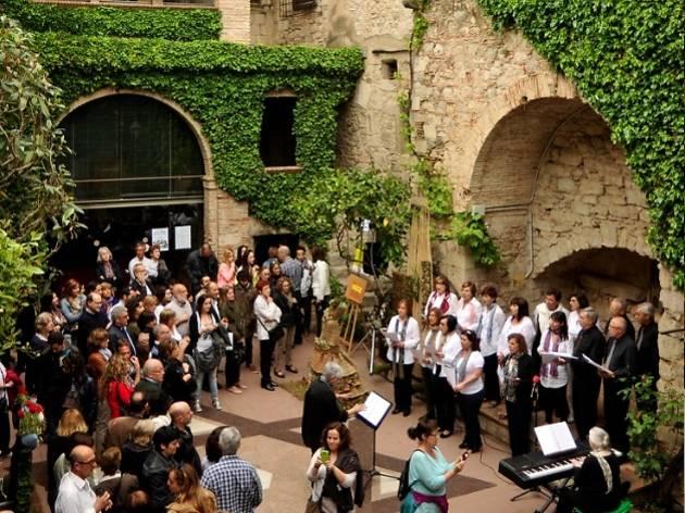 Museu d'Història dels Jueus. Girona, Temps de Flors