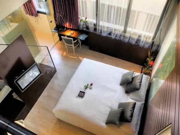 Hotel Llegendes (Girona)