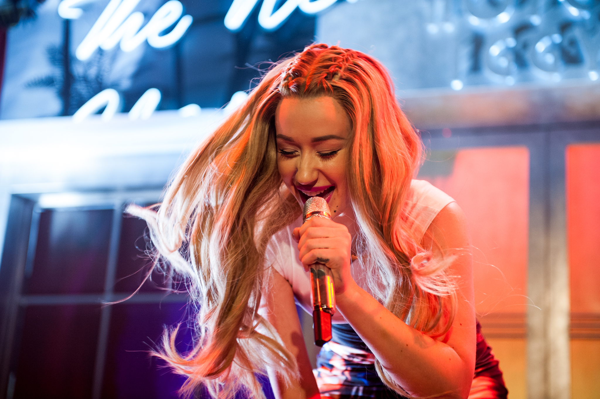 Iggy Azalea at House of Blues