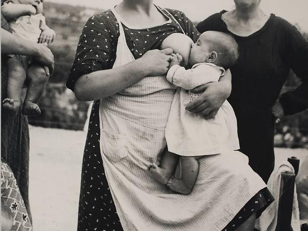 (Kati Horna, Sans titre (guerre civile espagnole), 1937 / © 2005 Ana María Norah Horna y Fernández)