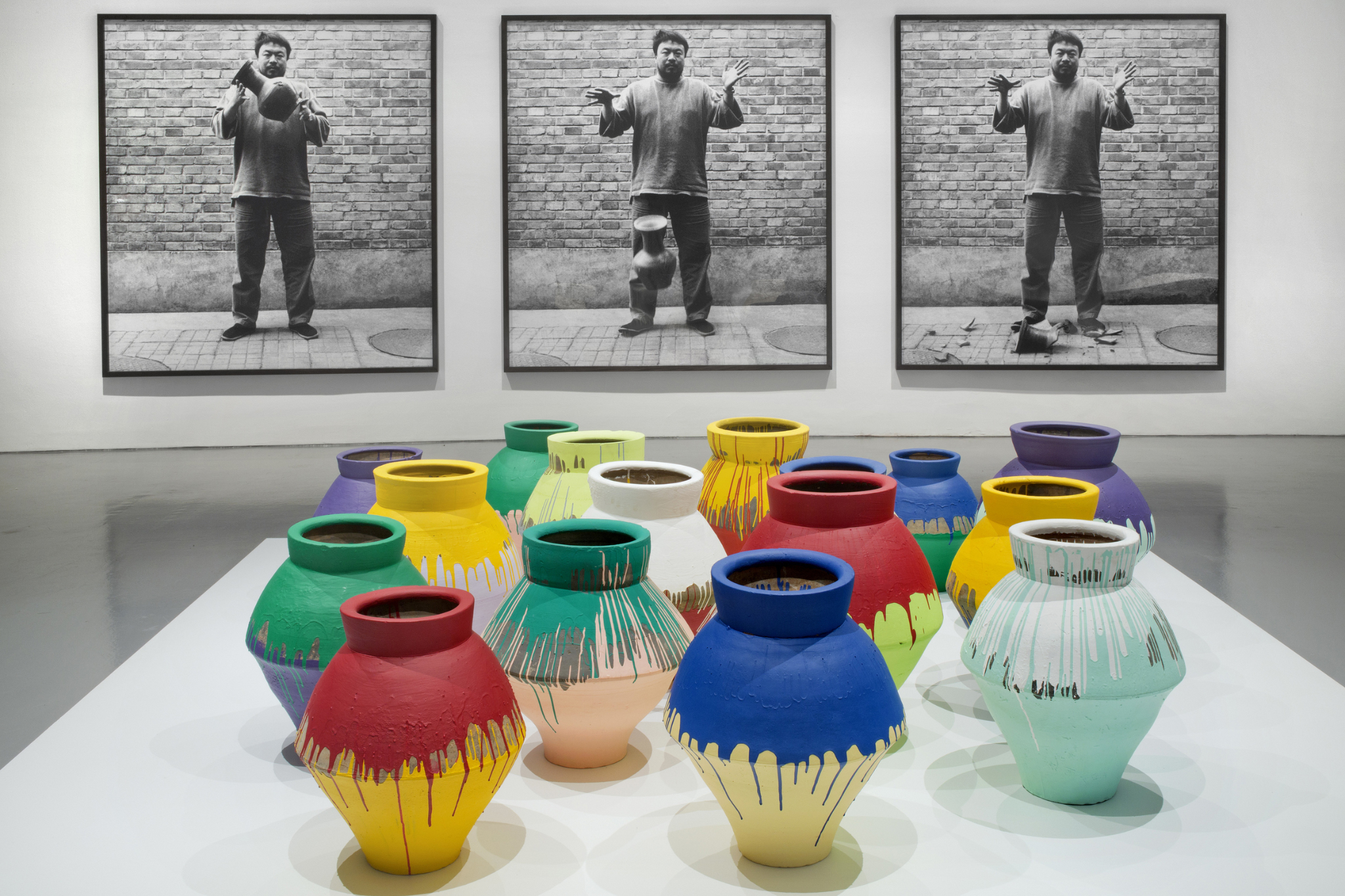 "Ai Weiwei: ""According to What?"""