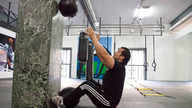 Tu Berlin Gym