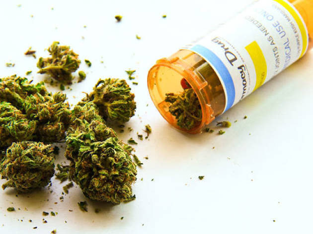 Brooklyn will soon be getting its first medical marijuana dispensary
