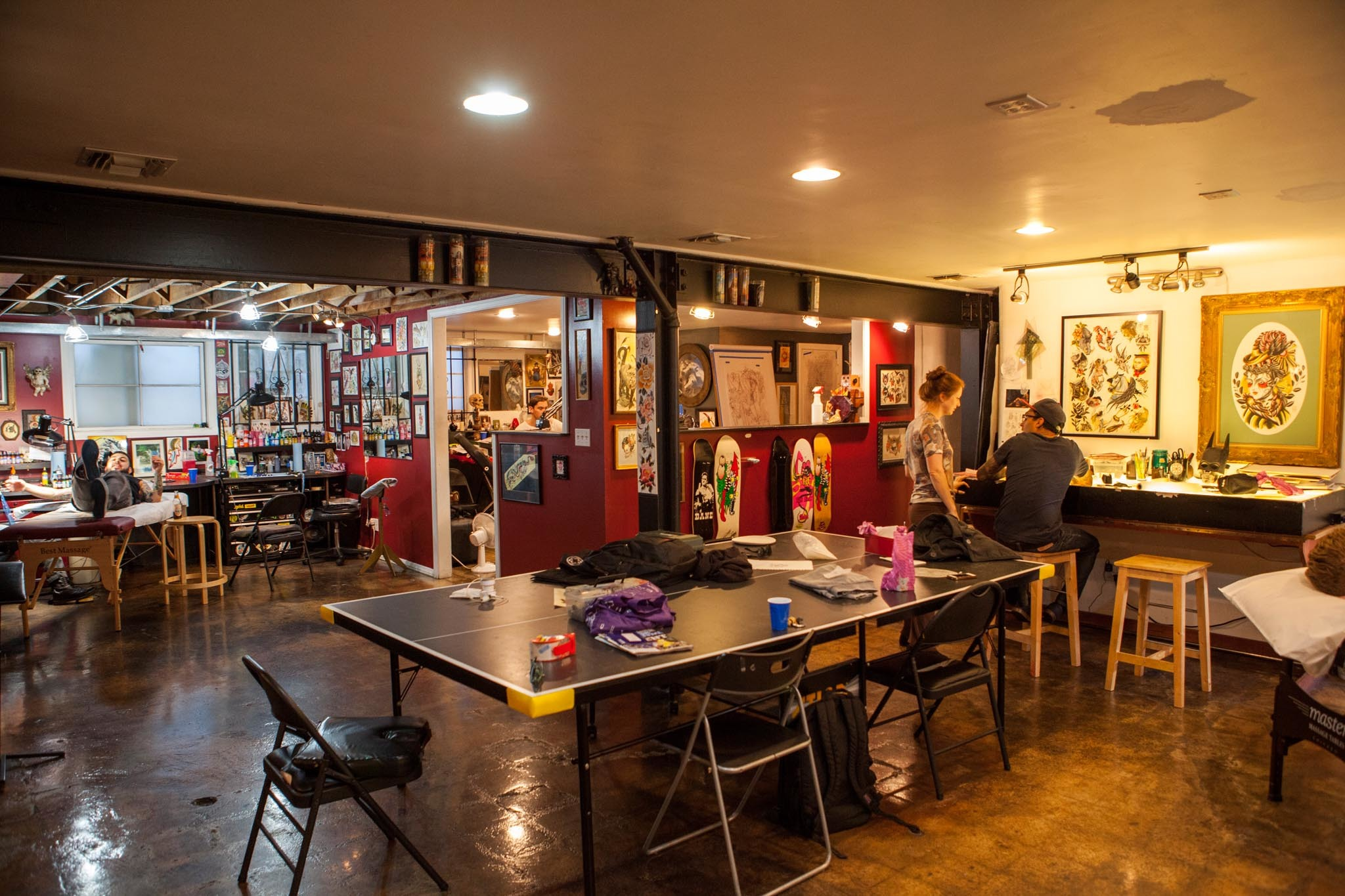 28 los angeles tattoo shops 100 best tattoo shops for Tattoo shops los angeles