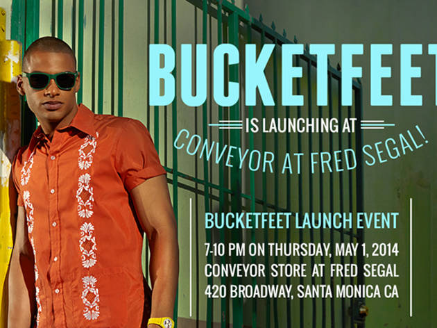 Bucketfeet Launch Party