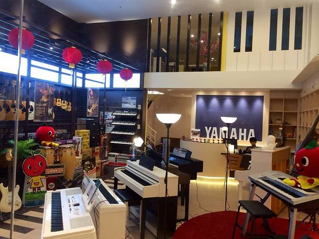 Fantasia Music Studio The School by Jaya One