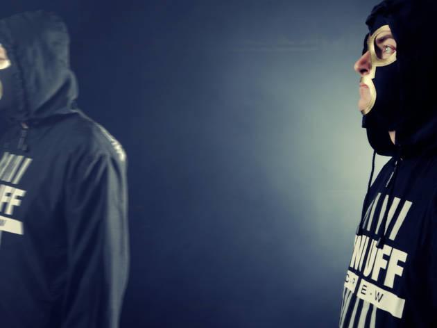 Snuff Crew live! + DJ Bruce Lee + Baldo